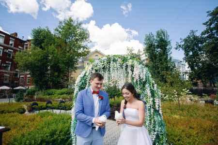 Зоопарк свадьбы