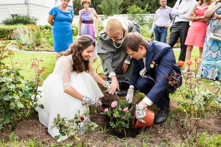 Регистрация брака в Кузьминках