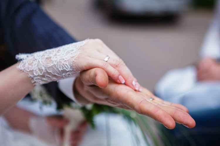 Фотосессия свадебная Кузьминки
