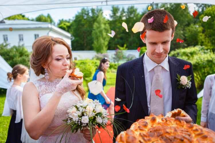 Свадьба в Усадьбе Голицыных Кузьминки