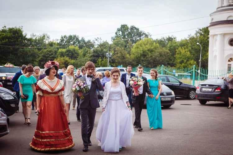 Выездная регистрация брака в Кузьминках
